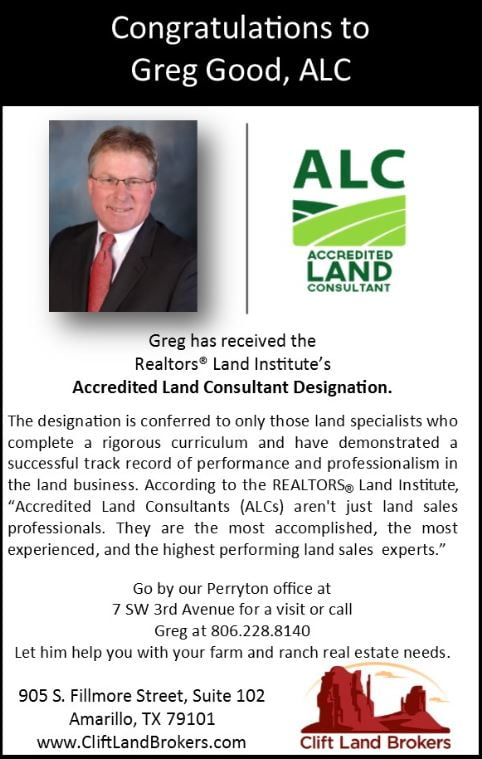 Greg - ALC AD